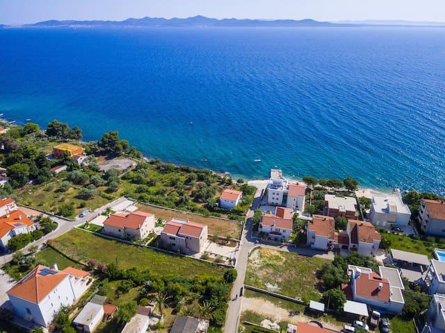 2 Bedroom Villa, Kozino Croatia.