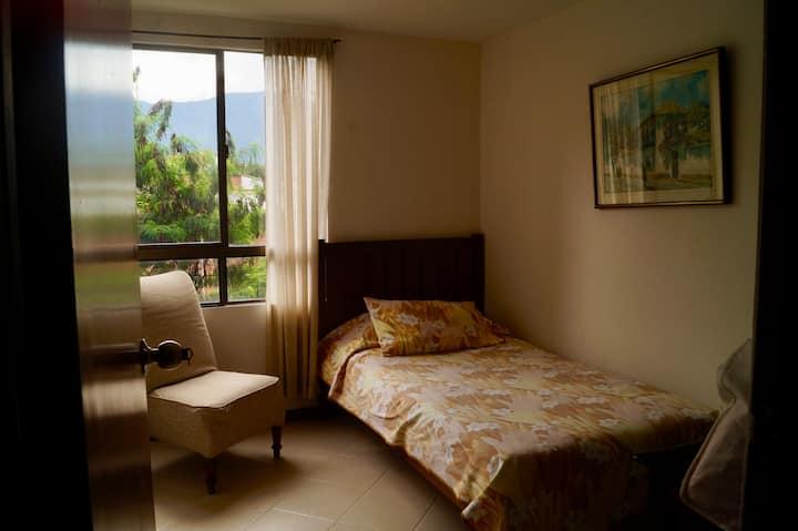 Habitación 1 acogedora en Sabaneta.