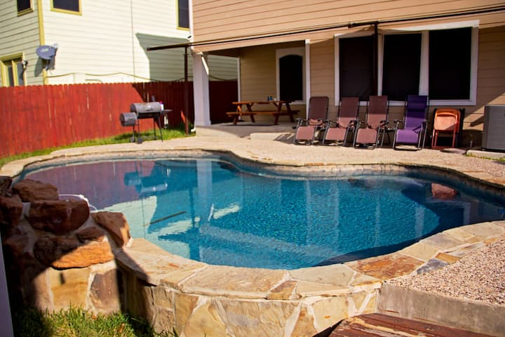Home Away From Home (w/ Pool)