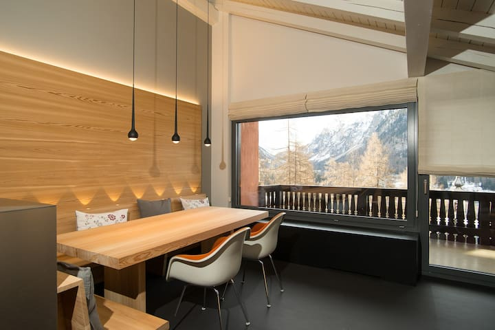 Chesa Falcun - Pontresina - Apartment