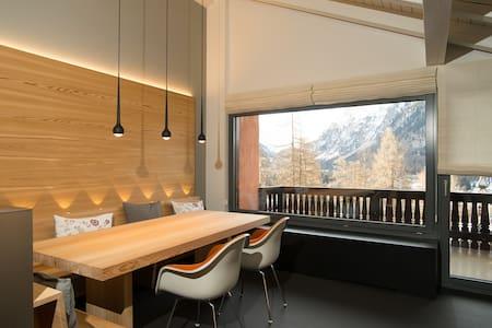 Chesa Falcun - Pontresina - Apartment