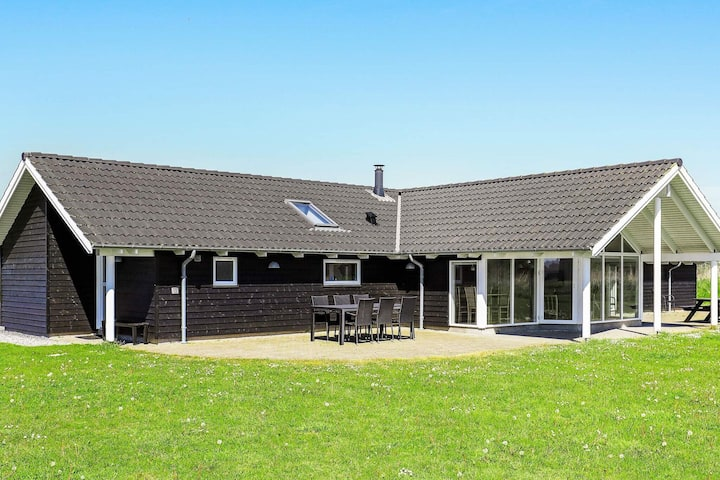 Pretty Holiday Home in Lokken with Swimming Pool