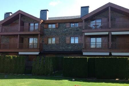 Apartmento con excelentes vistas - Palau-de-Cerdagne