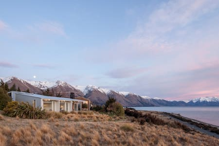 Ohau House at lake ohau - awesome! - Ohau