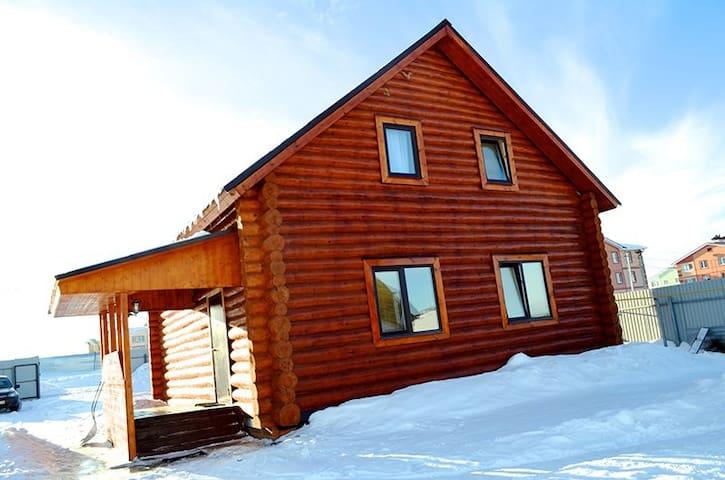 Гостевой дом в 20 минутах от центра города