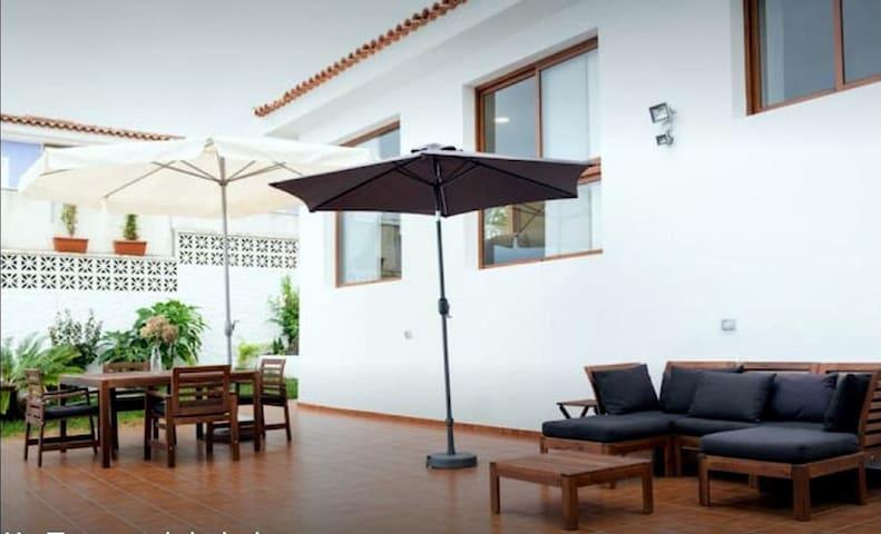 Casa con spettacolare vista dell'oceano - El Sauzal - Willa