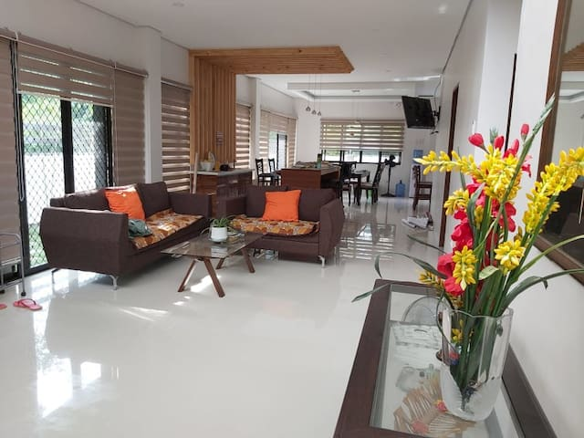newly completed fully furnished house.
