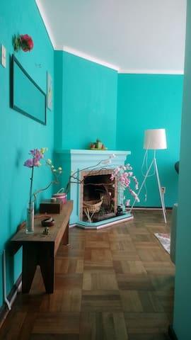 Acogedora habitación en lindo barrio Viñamarino!