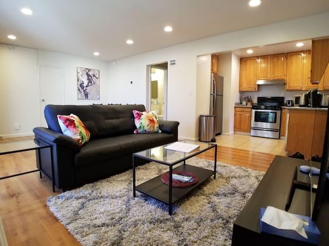 Quiet Apartment Unit near Apple Campus