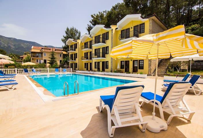 Lovely Holiday Apartment Fethiye C6