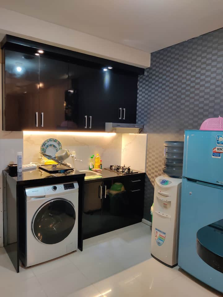 Cozy 2BR Apartment in South Jakarta