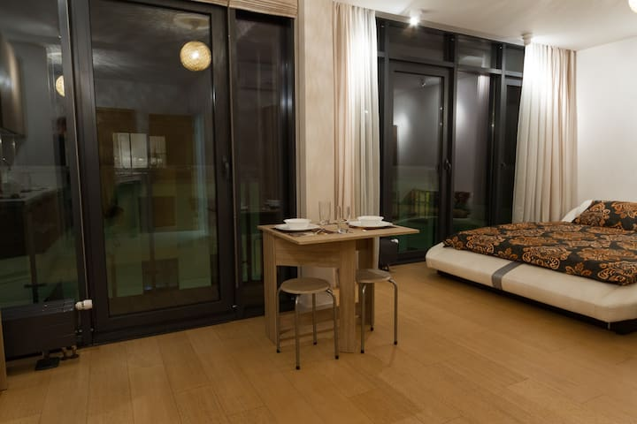 Lovely studio-apartment in the city center - Riga - Apartamento