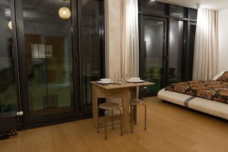 Lovely studio-apartment in the city center - Riga - Daire