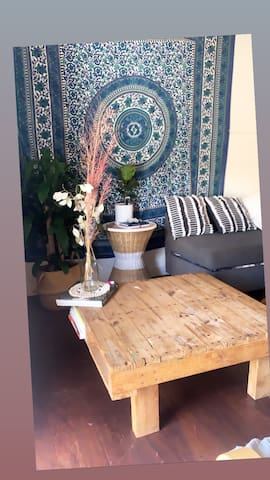 Boho Beach shack style appartement