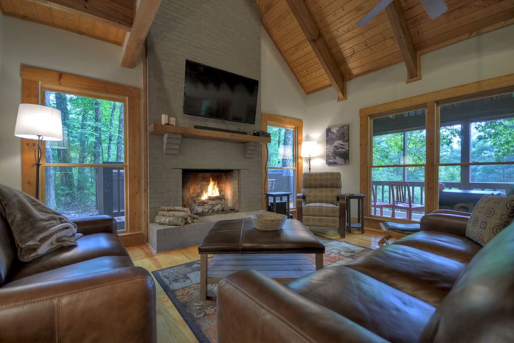 All Good Mountain - Entry Level Living Room