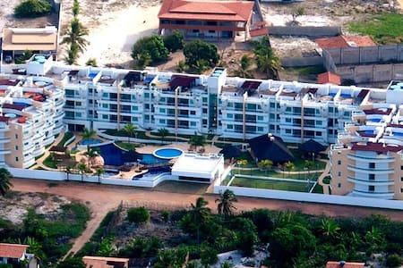 Apartamento em condomínio na Praia de Porto Mirim - Ceará-Mirim - Apartment