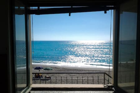 Casa vacanze al mare in Calabria sulla spiaggia - Marina di Fuscaldo