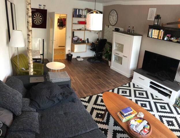 Gemütliche Wohnung Citynah