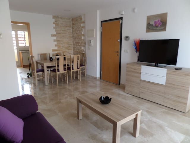 Family apartment in Murcia