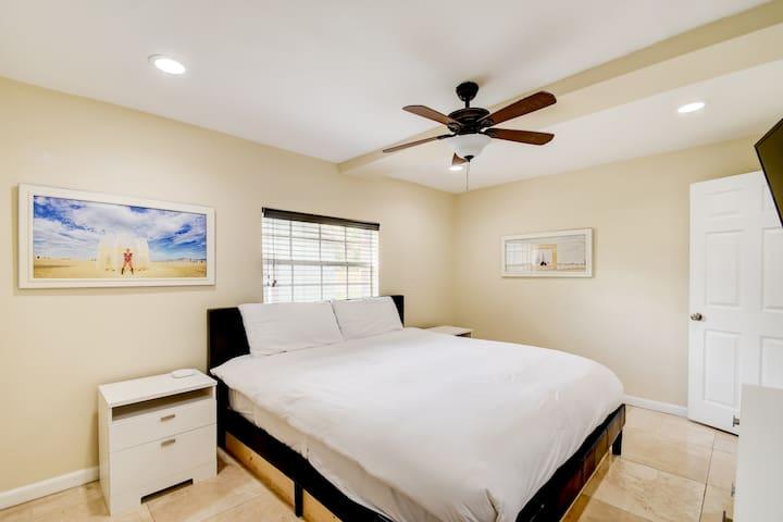 Bedroom 1 - Building 4
