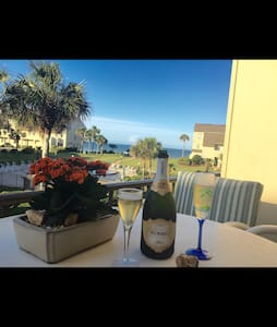Adorable 2 Bdr Oceanview Condo - St. Augustine - Appartement