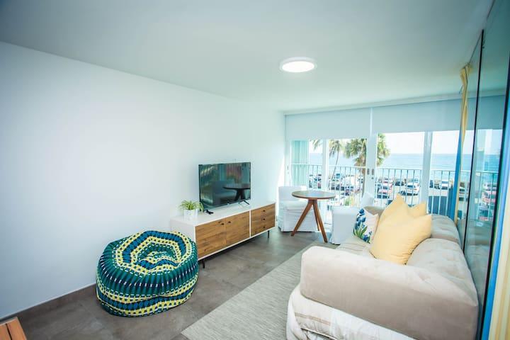 Luxury Ocean View @ Condado Beach / San Juan