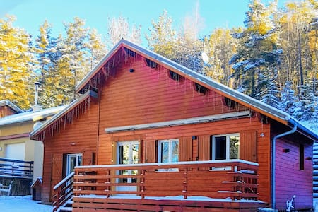 Chalet Entier+ Parking - Proche Station Ski & Lac