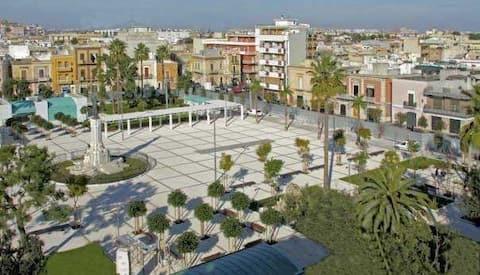 Dimora El Fauly a Bari Carbonara