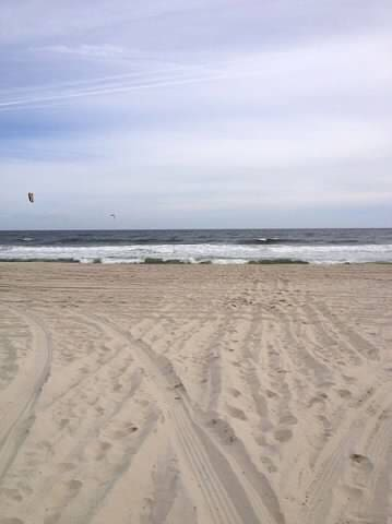 The LBI beaches are close by and beautiful!