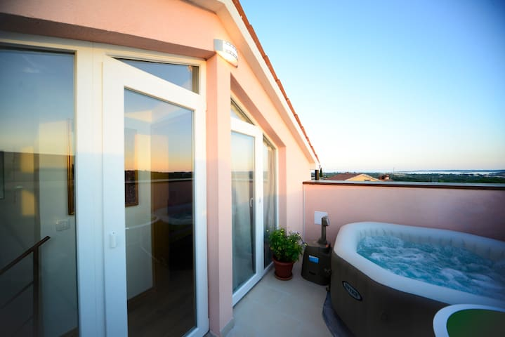 Rustic Istrian Stone House - Sea View