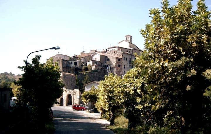 Relax nell'antico Borgo di Tarano
