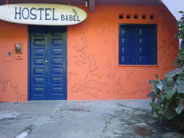 Hostel Babel.. (Bahia... Itacare).. - Itacare - Talo