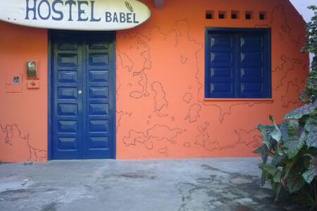 Hostel Babel.. (Bahia... Itacare).. - Itacare
