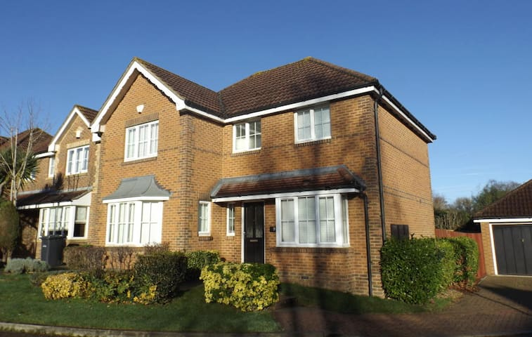 Nice quiet family house in Chandlers Ford