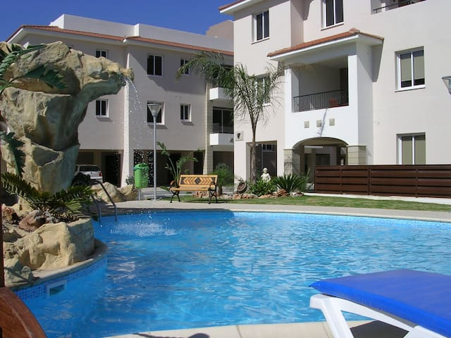 Modern apartment with Wifi - Pyla - Huoneisto