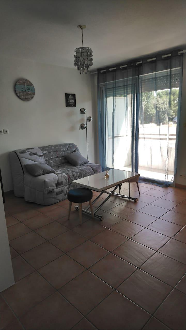 Studio meublé La Rochelle