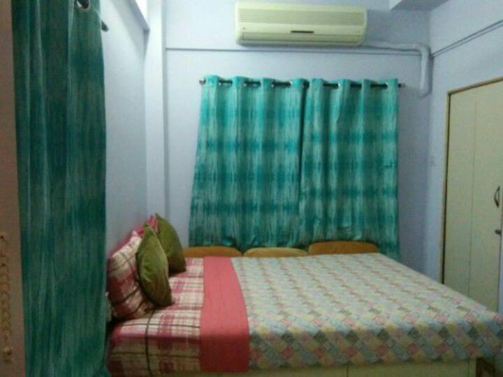 Beautiful apartment in lane 7 Koregaon park