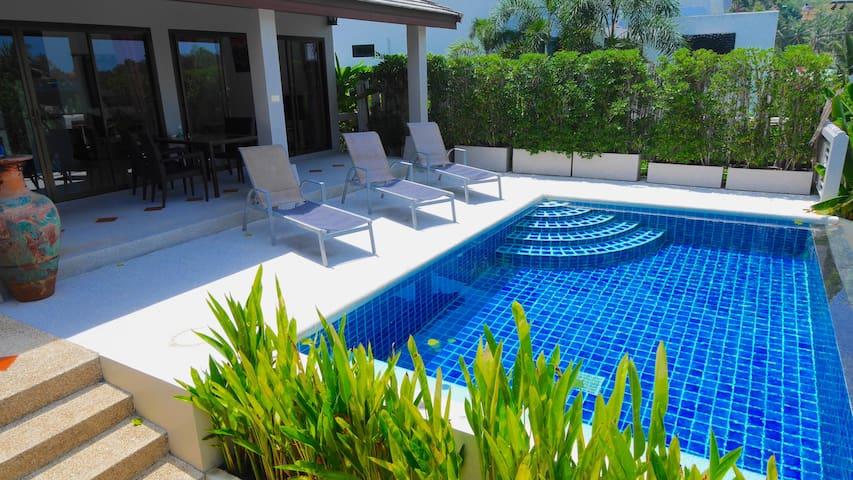 Tamarin Luxury 2 Bedrooms Villa