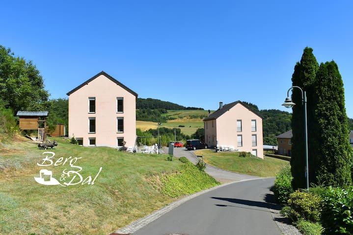 Appartement 32C vakantiehuisjes Berg En Dal
