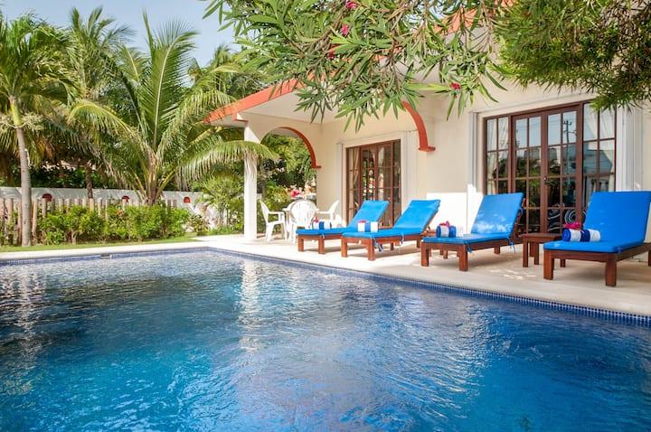 Casa Anita, Beautiful private house near the beach