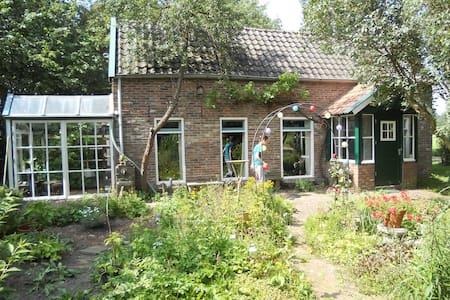 Romantische vrijstaande cottage - Balkbrug