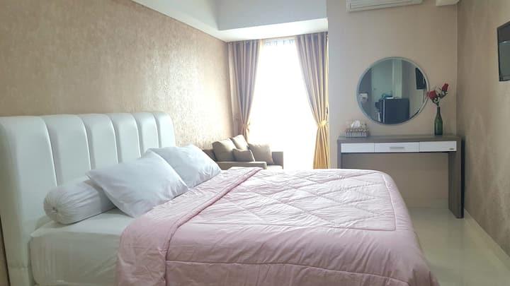 Apartemen Louis Kienne Simpang Lima Lt 11/12