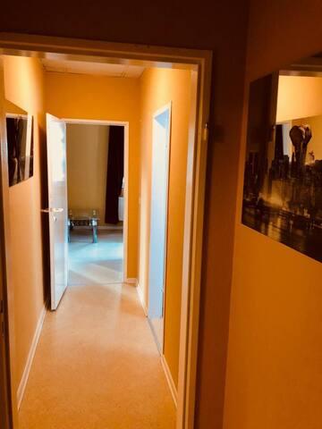 Helle 2 Zimmer Wohnung mitten in Altona WG5