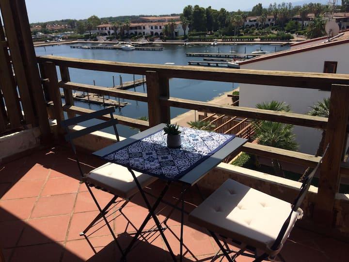 La Bricola - appartamento con vista sui laghi