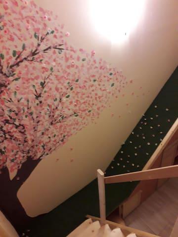 Cherry tree studio