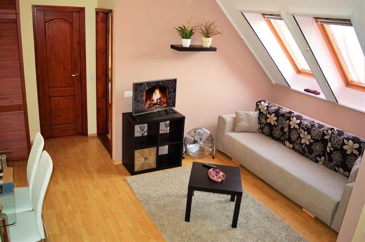 Salvus Apartman Eger belvárosában - Eger - Leilighet