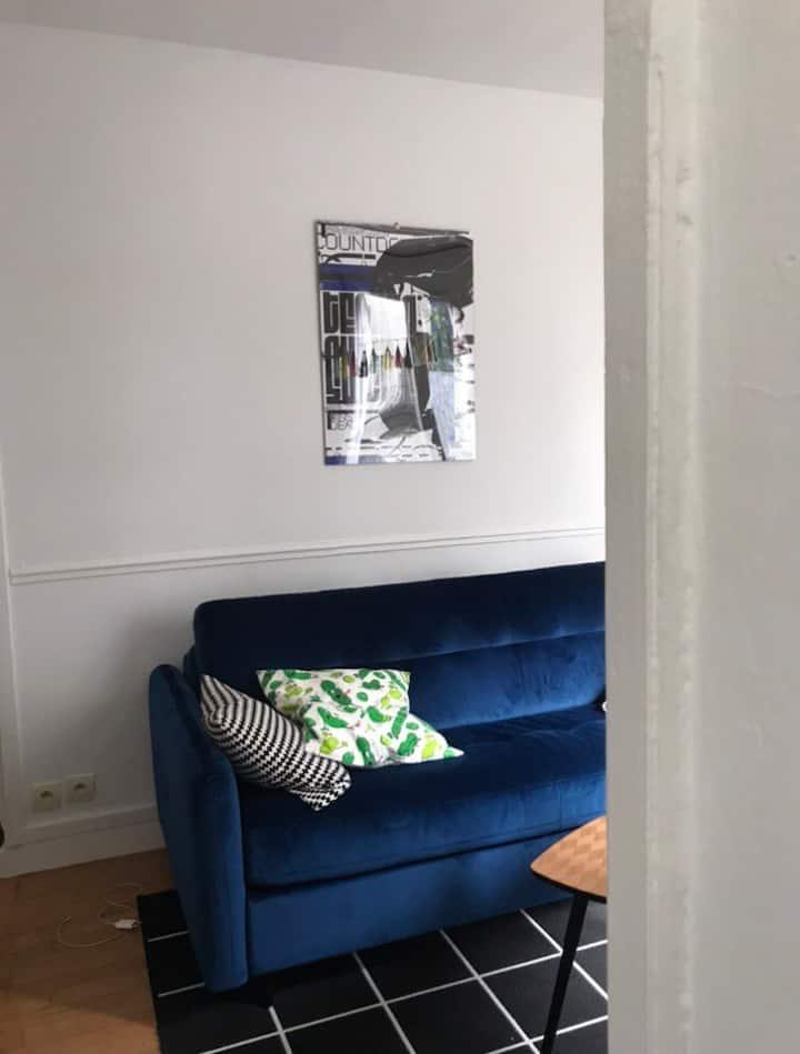 Joli appartement 18e