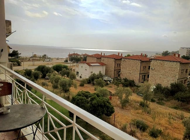 5 Persons Great View Apartment 150m from the sea