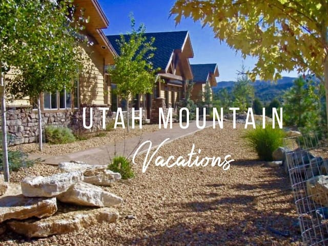 Luxury 3 BR Mt.Home on 5 Acres/30 Mile Bryce/Zion