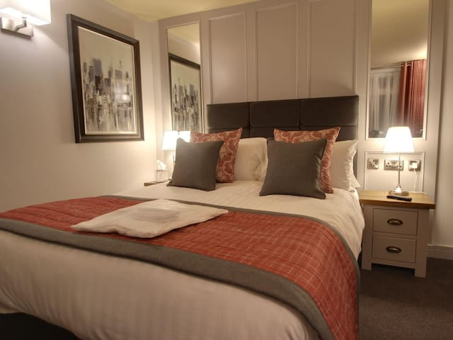 Executive Room with En-suite at Nine Jars Hotel